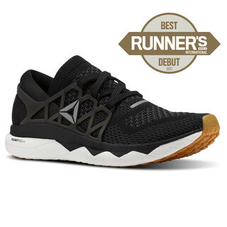 Reebok Floatride Run Black/Gravel/White/Gum CN7262