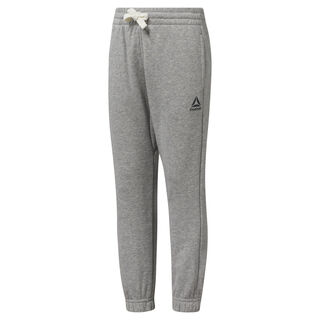 Boys Training Essentials French Terry Pant Medium Grey Heather DM5155