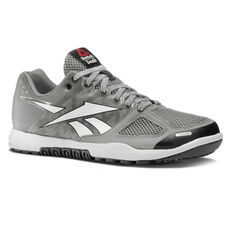 Reebok - Reebok CrossFit Nano 2.0 Tin Grey White Black Gravel J99451 497690503f5c