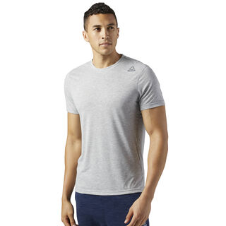 Workout Ready Supremium 2.0 Tee Medium Grey Heather CE8163