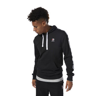 Classics Taped Hoodie Black DT8157