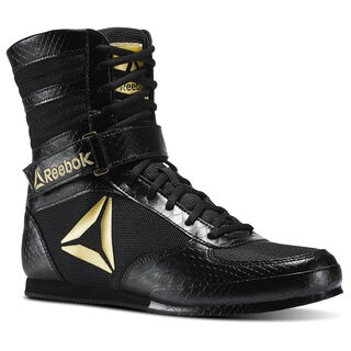Reebok Boxing Boots Black/Gold CN5079