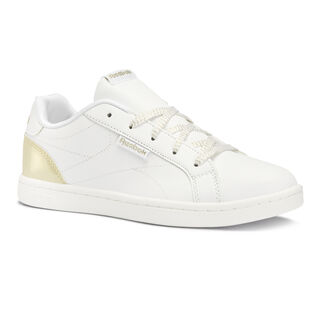 Reebok Royal Complete Clean White/Gold Sparkle DV9881
