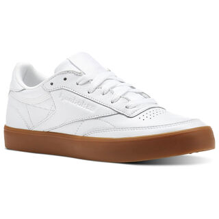 Club C 85 FVS White/Gum CN2188