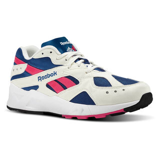 Reebok Aztrek Og-Chalk/Collegiate Royal/Bright Rose/White CN7068