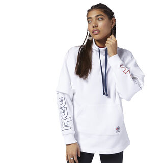 Classics Oversized Hoodie White DH1337