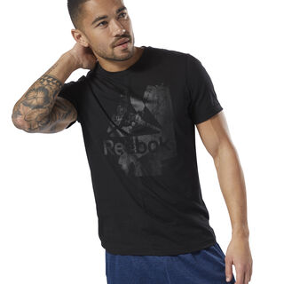 Elevated Elements Brand Tee Black D94150