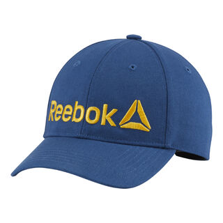 Kids Logo Cap Bunker Blue / Fierce Gold DA1250