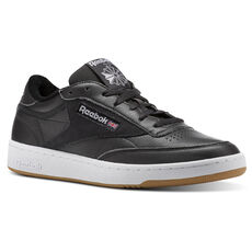 ab553386cf8 Reebok - Club C 85 ESTL Coal   White   Washed Blue CM8795