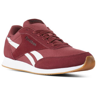 Reebok Royal Classic Jogger 2 Meteor Red/Black/White/Gum DV3644