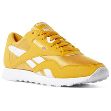 f4ea861f4e82 Reebok - Classic Nylon Color Trek Gold White CN7450