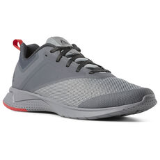f7560ea9a8a Reebok - Print Lite Rush 2 True Grey True Grey Primal Red CN6213 · Print  Lite Rush 2 Men Running