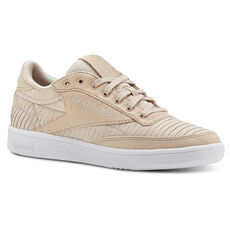 02c390967c1baa Reebok - Club C 85 Wow Holiday-Bare Beige White CN3281