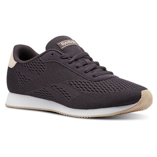 Tenis REEBOK ROYAL Classic Leather JOG 2PX SMOKY VOLCANO/BARE BEIGE/WHITE CN3166