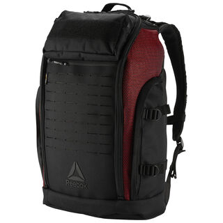 Reebok CrossFit Backpack Black/Primal Red CD7259