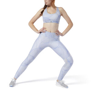 Running Tights Cold Grey/Crushed Cobalt DW9131