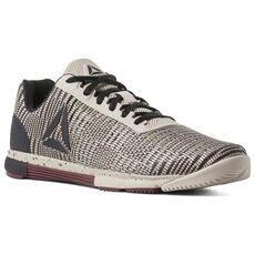 5007ed20127d48 Reebok - Reebok Speed TR Flexweave® Light Sand   Mineral Dust   Black DV4402