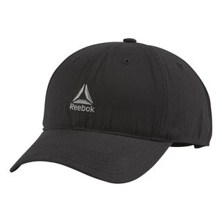 Active Foundation Logo cap Black CZ9842