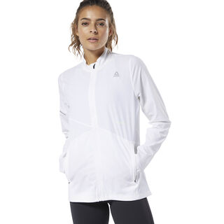 Running Hero Jacket White DU4261
