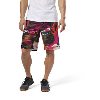 Reebok CrossFit EPIC Cordlock Shorts Rugged Rose DN5461