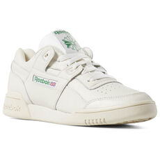 Reebok - Workout Lo Plus Chalk Paper White Green DV3735 db213742c