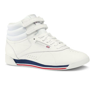 Freestyle Hi Retro-White/Bunker Blue/Primal Red/Skull Grey CN2964