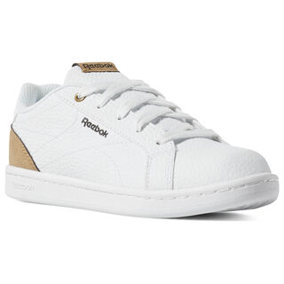 Reebok Royal Complete Clean White/Dark Brown/Tan DV4158