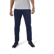 3a589923144 Reebok - Training Essentials Cuffed Pants Collegiate Navy DU3753 ...