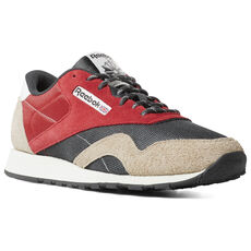 Reebok - Classic Nylon Red / Grey / Beige / Polar CN7197