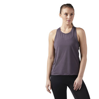 Perforated Speedwick Tank Smoky Volcano CG1069