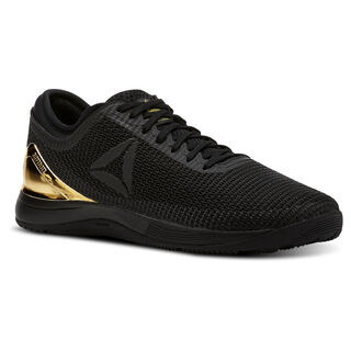 Reebok CrossFit Nano 8 Flexweave Blacke/True Gold CN7064