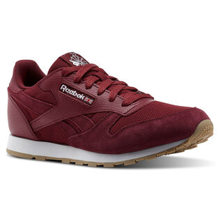 Classic Leather ESTL Urban Maroon/White CN1134