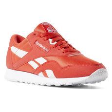 ed0437194e82d4 Reebok - Classic Nylon Color Canton Red   White CN7446