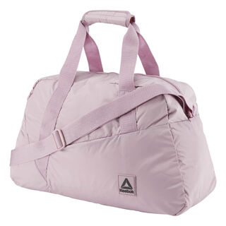 Grip Duffle Bag Infused Lilac D56062