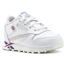 fc229a0d298 Reebok - CLASSIC LEATHER White Darkroyal Excellentred Snowgry Chalk DV4650