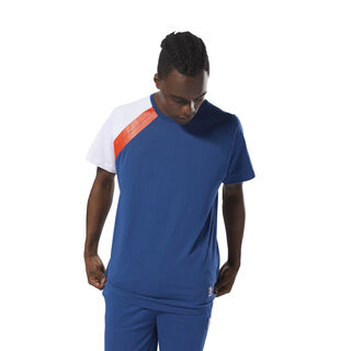 Classics Advanced Tee Bunker Blue / White DJ1908