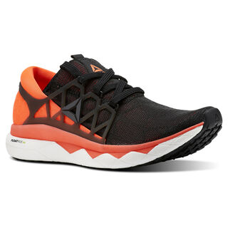 Reebok Floatride Run Flexweave Black/Atomic Red/White/Ash Grey CN5228