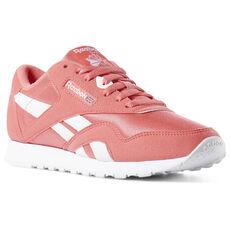 477a6f4e015b1a Reebok - Classic Nylon Color Bright Rose White CN7444