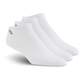 Reebok ONE Series Socks - 3pack White/White/White/Tin Grey BP6233