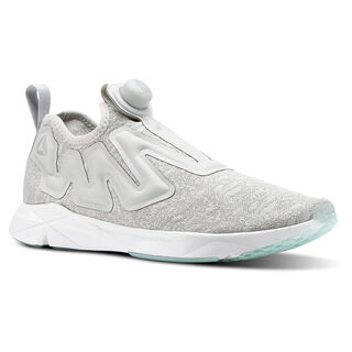 Reebok Pump Supreme Ice-Skull Grey/Tin Grey/White/Dreamy Blue CN2937