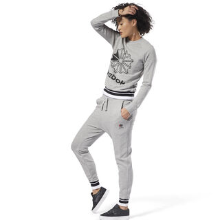 Classics French Terry Pants Medium Grey Heather DH1409