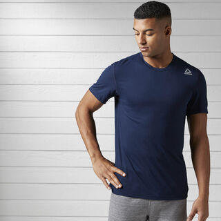 Workout Ready Supremium 2.0 Tee Collegiate Navy BK6307