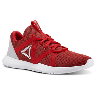 Reebok Reago Essential Primal Red/Ash Grey/White/Cloud Grey CN5130