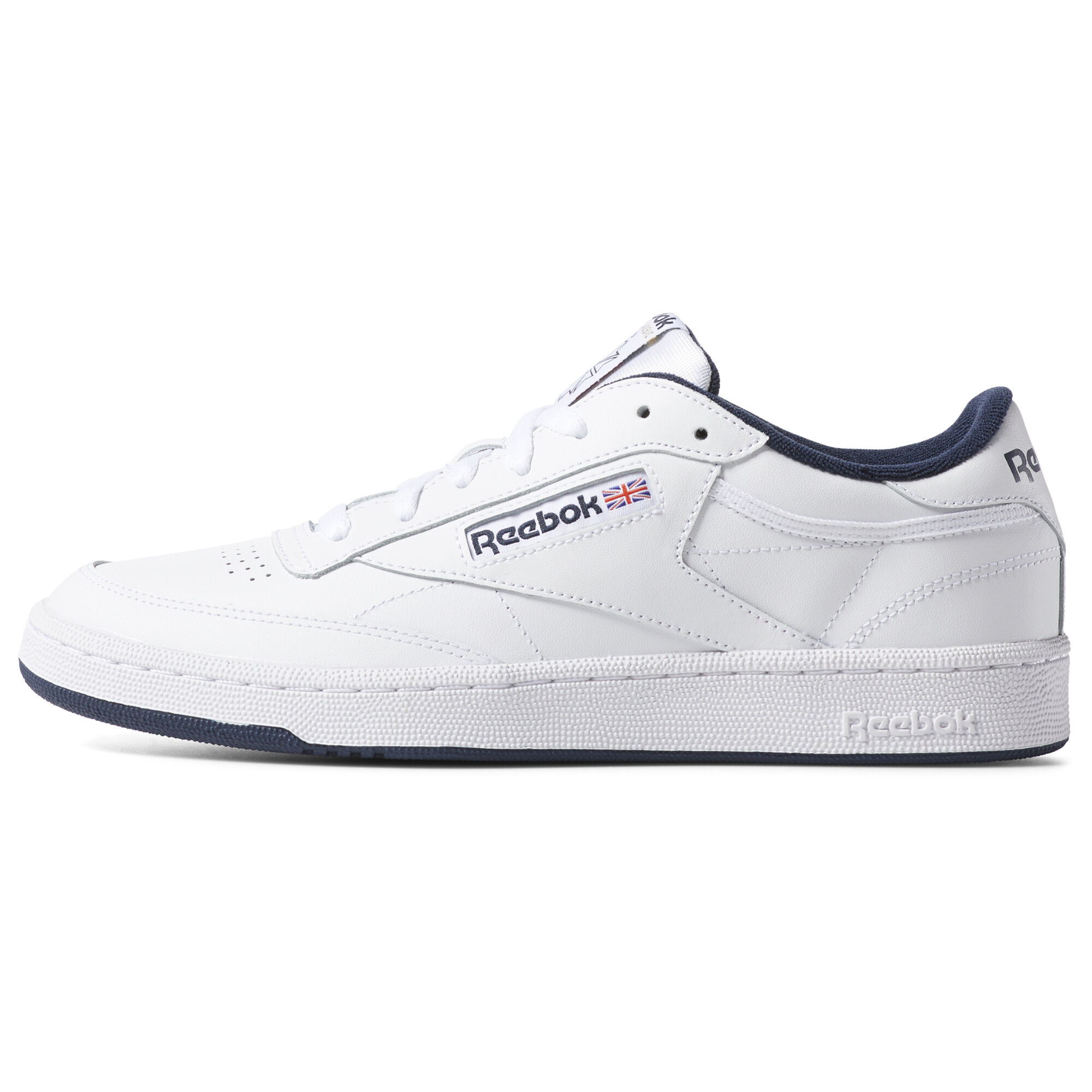 Reebok Club C 85 - White  c5d26455c