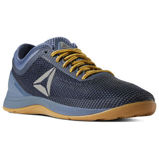 Reebok CrossFit Nano 8 Flexweave Navy/Royal/Black/Pewter/Gum DV8249