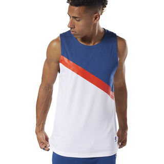 Classics Advanced Tank Bunker Blue / White DJ1914