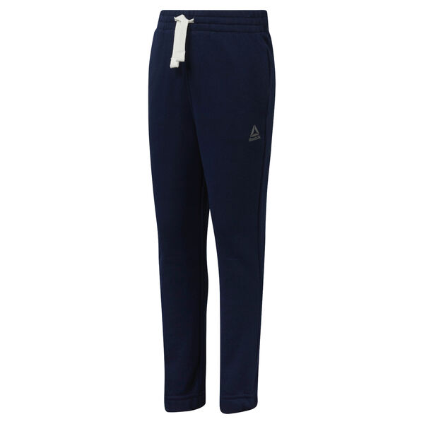 Girls Training Essentials French Terry Pant Blue DM5548