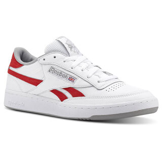 Revenge Plus White/Primal Red/Tin Grey CN3396