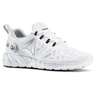 Reebok ZPump Fusion 2.5 White/Skull Grey/Black/Silver Metallic AR2814