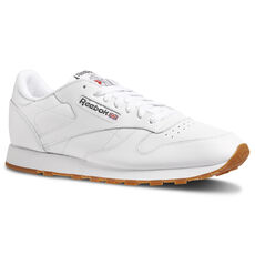 Reebok - Classic Leather Intense White Gum 49799 ee0b23a63